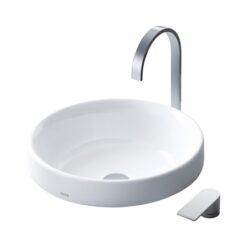 Chậu Rửa Lavabo Đặt Trên Bàn TOTO LW1704B