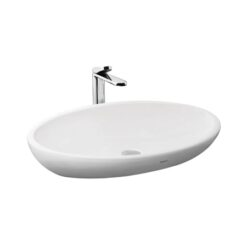 Chậu Rửa Lavabo Đặt Trên Bàn TOTO LW818JW/F
