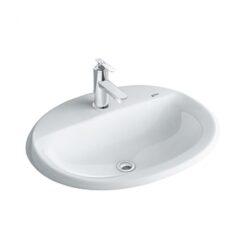 Chậu Rửa Lavabo Dương Vành INAX AL-2395V