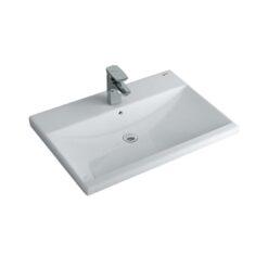 Chậu Rửa Lavabo Dương Vành INAX AL-2397V