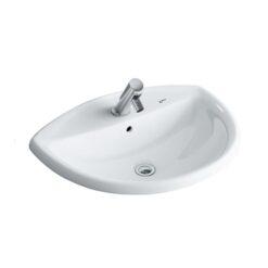 Chậu Rửa Lavabo Dương Vành INAX L-2396V