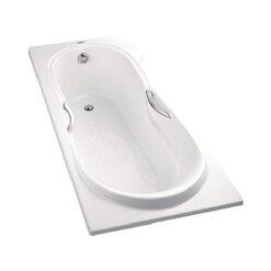 Bồn tắm TOTO PAY1570DH#W/DB501R-2B/TVBF412