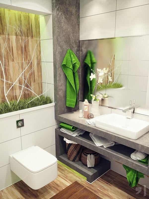 thiết kế nhà vệ sinh nhỏ đẹp