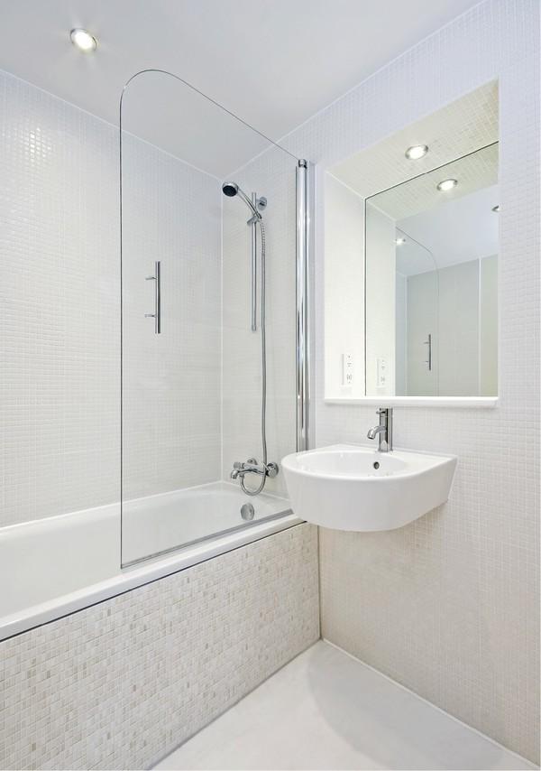 bathtub panel simple