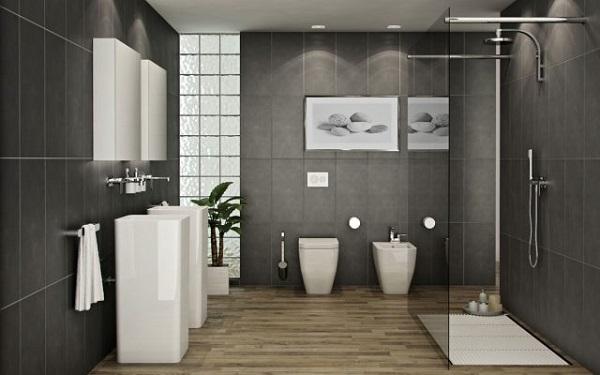Các mẫu nhà vệ sinh hiện đại