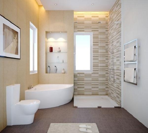 các mẫu nhà tắm hiện đại