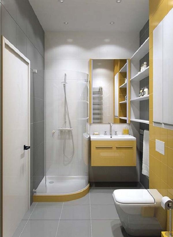 mẫu nhà vệ sinh nhỏ đẹp