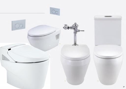 thiết bị vệ sinh cao cấp