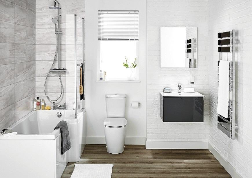 73 mẫu Thiết kế nhà tắm đẹp đơn giản, nội thất phòng tắm hiện đại