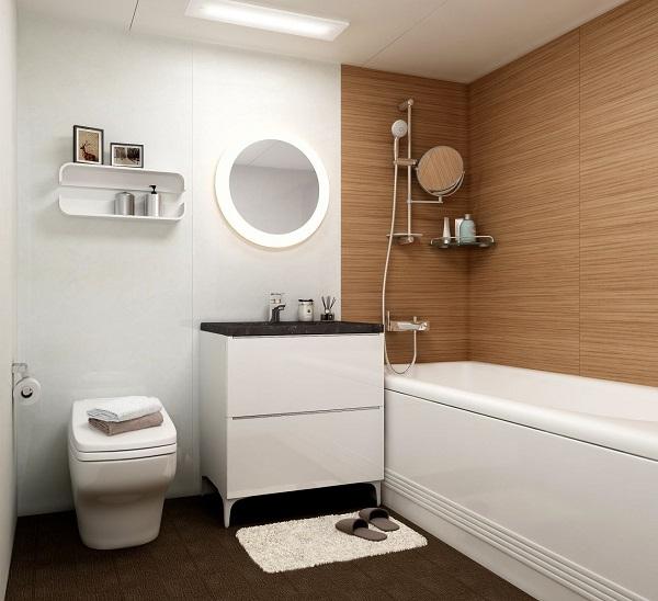 trang trí nhà vệ sinh