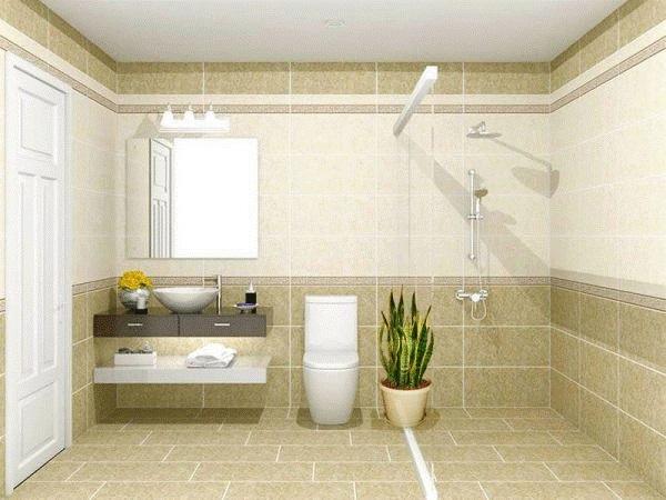 Cây lưỡi hổ có tác dụng thanh lọc không khí hiệu quả trong nhà vệ sinh