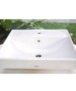 Chậu Rửa Lavabo Đặt Trên Bàn TOTO LT710CSR (2)
