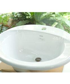 Chậu Rửa Lavabo Dương Vành TOTO L501C (LT501C) (2)